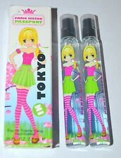 Women perfume Paris Hilton Pencil Spray 0.25 oz EDT Lot of 2 MUST TRY