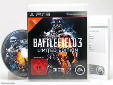BATTLEFIELD 3 - LIMITED EDITION - 100 % UNCUT  (Ab 18)   ~Playstation 3~