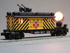 LIONEL ZOMBIE APOCALYPSE SURVIVORS SECURITY CAR CABOOSE o gauge train 6-82099 C