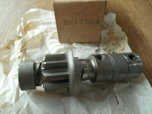 FORD BENDIX REMANUFACTURED STARTER DRIVE 1928/53 MODEL A FLATHEAD  B-11354