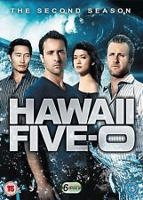 Hawaii Five O Series 2 Leonard Freeman Alex O'Loughlin, Scott Caan, NEW R2 DVD