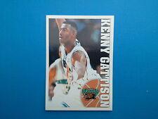 1995-96 Panini NBA Basketball Sticker N.202 Doug Edwards Vancouver Grizzlies