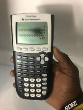 Texas Instruments Ti-84+ Graphic Calculator No Battery Cover