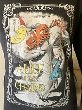 Alice In Chains - Jesse Higman Art - LS Dirt Tour Design 1992 XL