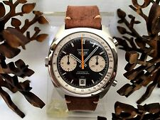 "AWESOME HEUER CARRERA ""VINTAGE"" CAL. 11 MICRO-ROTOR. ¡EXCELLENT CONDITION!"