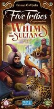 Five Tribes board game - Whims of the Sultan expansion
