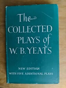 The Collected Plays of W. B. Yeats (Hardcover, 1965)