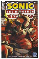 Sonic the Hedgehog Bad Guys #3 2020 Unread Skelly Variant Cover B IDW Comics