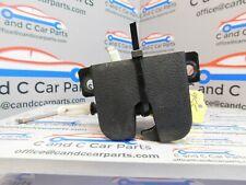 Porsche Cayenne S 955 Boot Bootlid Lock 7L5827505A    10/6
