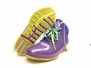 Adidas DRose 4 Midnight Skyline Men's Basketball Shoes Size 9.5 Derrick Rose