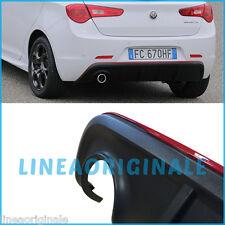 Dam Veloce ORIGINALE Alfa Romeo Giulietta paraurti posteriore mono scarico ita