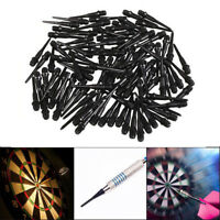 Lot 100pcs 2BA Groove Durable Nylon Soft Tip Dart Points Needle Electronic Darts