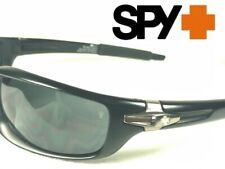 Spy Optic Espada Sunglasses Matte Black frame with Grey POLARIZED Lenses - RARE