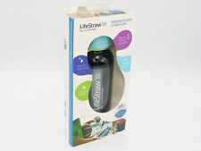 Vestergaard LifeStraw Water Bottle with 2-Stage Filter 10oz For Kids Adults NEW!