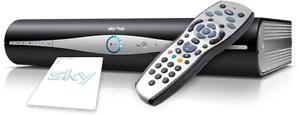 SKY PLUS + HD BOX WIFI - 500GB FREE SKY CARD DRX890W BUILT IN WIRELESS ON DEMAND