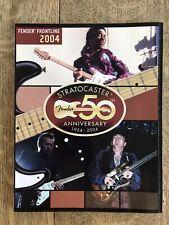 Fender Frontline Guitar Magazine 2004 50th Anniversary Stratocaster Edition
