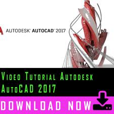Video Tutorial Autodesk AutoCAD 2017