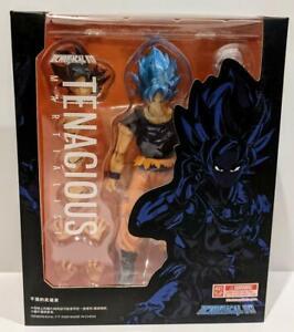 New Demoniacal Fit Tenacious Blue Ultra instinct Sign Goku Figuarts ~