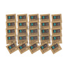 25 Pack - Boveda - RH 62% 8 gram Humidity 2 Way Control Humidor SAVE$MYPHARMJAR