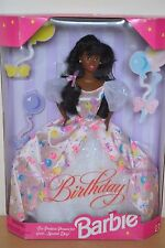 1996 playline collector Joyeux Anniversaire AA Barbie