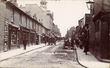 Cambridge. Fitzroy Street.