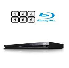 Sony BDP-S370 DVD (1-8) MULTI REGION FREE MKV DivX SACD  Blu-Ray Player