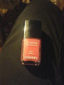 Chanel le vernis Nail colour  537 riviera  Les  Pop Collection 2010 Genuine