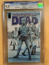 The Walking Dead #42 CGC 9.8