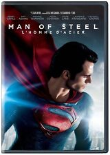 NEW DVD   // MAN OF STEEL // Henry Cavill, Amy Adams, Michael Shannon, Diane