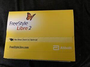 Abbott FreeStyle Libre 2 Sensor Neu MHD 31.7.22