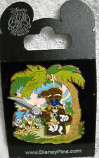 Pirates of the Caribbean - Donald Duck as Will Turner Disney Pin
