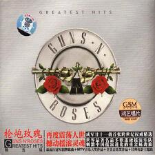 GUNS N' ROSES - GREATEST HITS - ASIAN EDITION CD