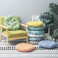 Indoor Outdoor Dining Garden Patio Kitchen Office Chair Round Seat Pads Cushion