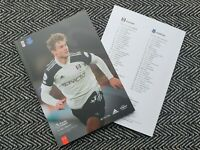 Fulham v Everton PREMIER LEAGUE MATCHDAY Programme 21/11/20! IMMEDIATE DISPATCH!