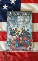 NEW SEALED Injustice Gods Among Us Vol 1 Year 4 The DC Comics Hardback Hardcover
