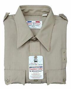 Flying Cross 40W9133 Men's Long Sleeve Uniform Shirt