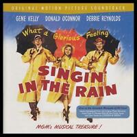 SINGIN' IN THE RAIN - SOUNDTRACK D/Remaster CD ~ GENE KELLY ~ SINGING 50's *NEW*