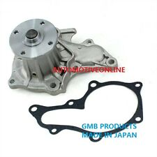 GMB WATER PUMP MADE IN JAPAN for TOYOTA COROLLA AE92 AE93 4AGE1987-1993 MR2 AW11