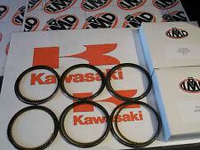 KAWASAKI Z1300 KZ1300 ZN1300 VOYAGER SEGMENT PISTON LOTS (6) STD NEUF R15242-00