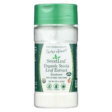 Sweet Leaf Stevia Extract - 0.9 oz -  95%+ Organic GMO Free Premium Quality