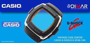 Ersatz Vintage Packung / Gehäuse Zentrum Casio G-Shock G-3538-1AV, NOS