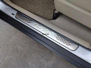 für Mazda CX9 Zubehör Teile Edelstahl Auto Schutz Einstiegsleisten Türrahmen 19