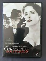 DVD CORAZONES SOLITARIOS John Travolta James Gandolfini Jared Leto Salma Hayek