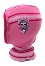 L.O.L Surprise lol Kinder Mädchen Winter-Mütze Schlupfmütze Schalmütze