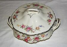 Vintage Homer Laughlin Republic Covered Vegetable Dish Bowl Casserole D47N8