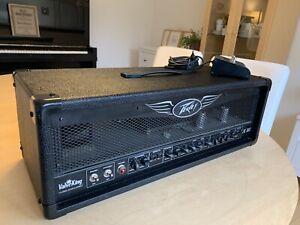 Vollröhrenverstärker Peavey VK 100 Valveking Gitarren Top Verstärker VK100