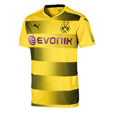 Maillot de football de club étranger jaune taille M