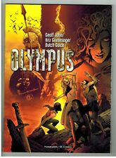 OLYMPUS SOFTCOVER by GEOFF JOHNS - BUTCH GUICE ART & COVER - DC COMICS - 2005