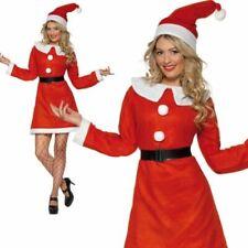 Adulti Da Donna Natale Cracker Albero Costume Natale Vestito UK