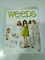 Weeds Stagione 3 Completa Mary-Louise Parker - 3 x DVD + extra Spagnolo Inglese